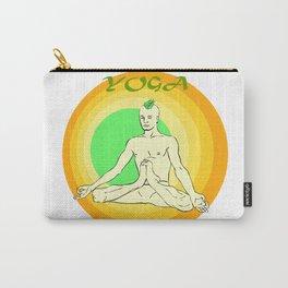 Yoga: asana Carry-All Pouch
