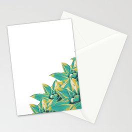 Agave Gradient 001 Stationery Cards