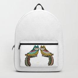 facing together Backpack