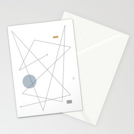 MidCentury Modern Comp_014 Stationery Cards