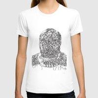 hemingway T-shirts featuring Hemingway by The New Minimalist