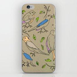 Singing Birds iPhone Skin