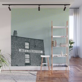 Bed & breakfast Wall Mural