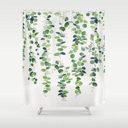 Eucalyptus Garland  Shower Curtain