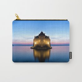 The Swiss Castle Carry-All Pouch