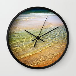 Dream Waves Wall Clock