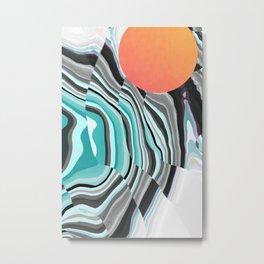 A Strange Day Metal Print