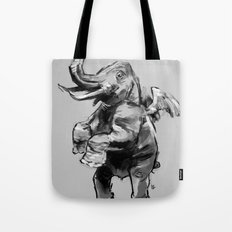 Fly Heavy Tote Bag