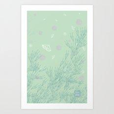 Ebb & Flow Art Print