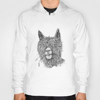hollywood Hoodies featuring Hollywood Smile by Peerless Designs Art