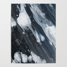 untitled (3189 blck and white) Poster