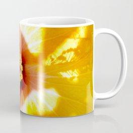 Yellow Hybiscus Coffee Mug