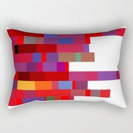 102 Wins Part 1 (2011 Phillies) Rectangular Pillow