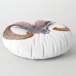 Aries Ram Floor Pillow