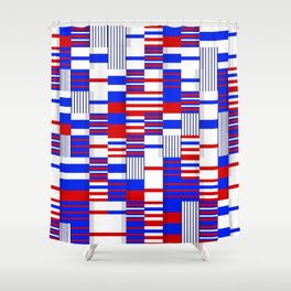 VE Day Shower Curtain