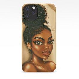 GO GINA iPhone Case