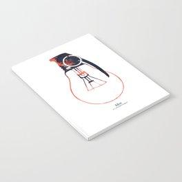 Idea Bomb (2) Notebook