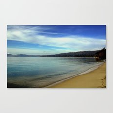 Blackman's Bay Canvas Print