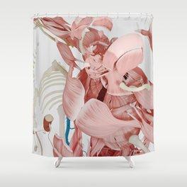 Anatomy Natural 38.4_08 Shower Curtain