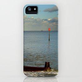 Deal Beach iPhone Case