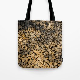 Need Wood? Tote Bag