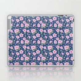 Elegant seamless peony pattern. Laptop & iPad Skin