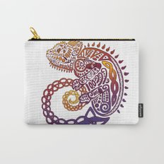 Celtic Chameleon Carry-All Pouch