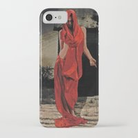 welcome iPhone & iPod Cases featuring Welcome by Galen Valle