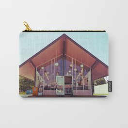 Mid-Century Americana Carry-All Pouch