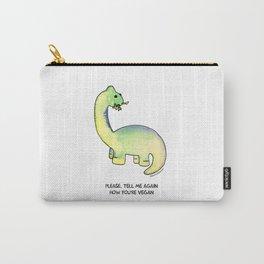 Brackston the Brachiosaurus Carry-All Pouch