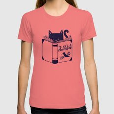 How To Kill a Mockingbird SMALL Pomegranate Womens Fitted Tee