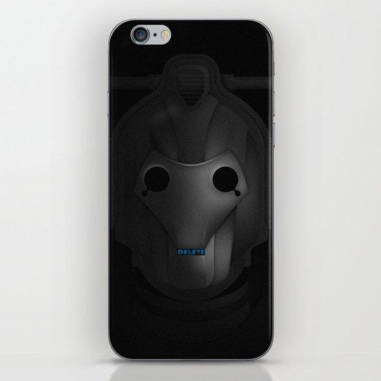 Delete iPhone & iPod Skin