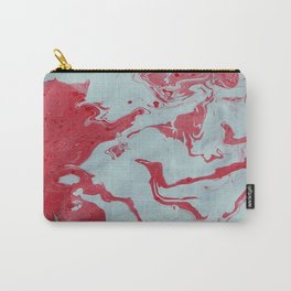 Suminagashi 18 Carry-All Pouch
