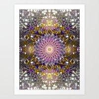 sparkle Art Prints featuring Sparkle by Angelo Cerantola