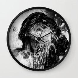 Holy Damned II Wall Clock