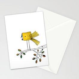 Nosy Bird Stationery Cards