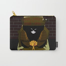 The Maxx: Free Hero to Good Home  Carry-All Pouch