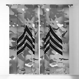 Sergeant (Urban Camo) Blackout Curtain