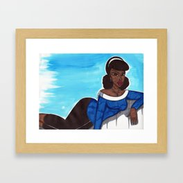 American Beauty Framed Art Print