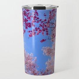 Cherry blossom explosion Travel Mug
