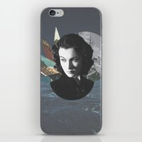 chic iPhone & iPod Skins featuring Chic by Ian Watt