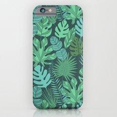 Tropical plantation Slim Case iPhone 6s