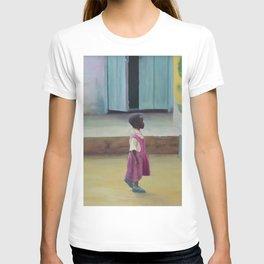 African Girl T-shirt