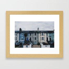 Irish Blues Framed Art Print
