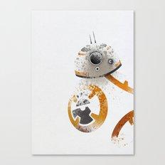 Astromech Beebee-Ate Canvas Print