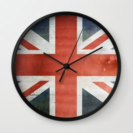 Great Britain, Union Jack Wall Clock