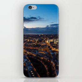 The Hague By Night iPhone Skin