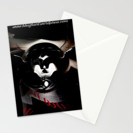 Cosmic Kitty Stationery Cards