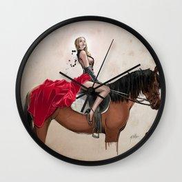 38. Gemma Wall Clock