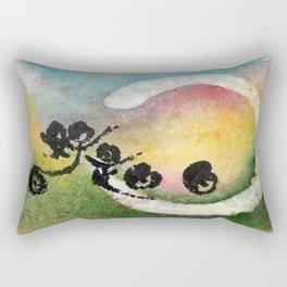 Nichi nichi kore kōnichi (日々是好日) ZEN Rectangular Pillow